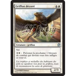 MTG 007/249 Decorated Griffin