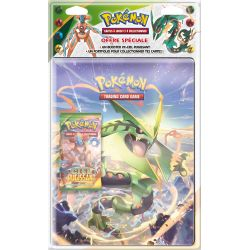 Pack cahier range-carte A4 + booster XY06 Ciel Rugissant