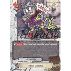 BFE H-EB01/0026EN Hidden Crossbow