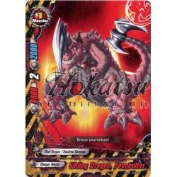 BFE H-EB01/0036EN Sibling Dragon, Foonbaltes