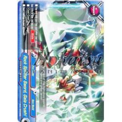 BFE H-EB01/0059EN Rock Splitter Sword, Gaia Crush!
