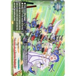 BFE Foil H-EB01/0021EN Ninja Arts, Art of Bursting Machine Gun