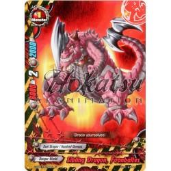 BFE Foil H-EB01/0036EN Sibling Dragon, Foonbaltes