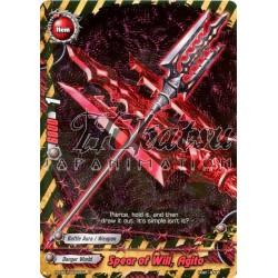 BFE Foil H-EB01/0042EN Spear of Will, Agito