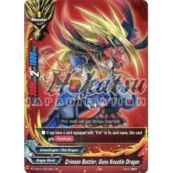 BFE H-BT01/0010EN Crimson Battler, Guns Knuckle Dragon