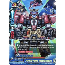 BFE H-BT01/0016EN Infinite Robo, Mathematics