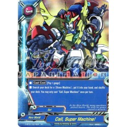 BFE H-BT01/0019EN Call, Super Machine!