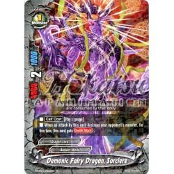 BFE H-BT01/0028EN Demonic Fairy Dragon, Sorciere
