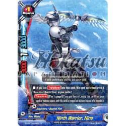 BFE H-BT01/0038EN Ninth Warrior, Nine