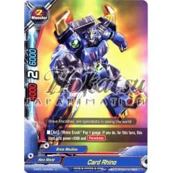 BFE H-BT01/0060EN Card Rhino