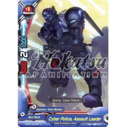 BFE H-BT01/0062EN Cyber Police, Assault Leader
