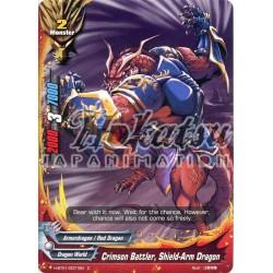 BFE H-BT01/0071EN Crimson Battler, Shield-Arm Dragon