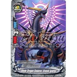 BFE H-BT01/0079EN Blade Dragon Emperor, Vorpal Spartar