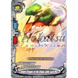 BFE H-BT01/0080EN Island Dragon of the Origin, Little Land Mu