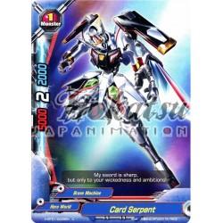 BFE H-BT01/0089EN Card Serpent