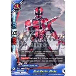 BFE H-BT01/0090EN First Warrior, Einder