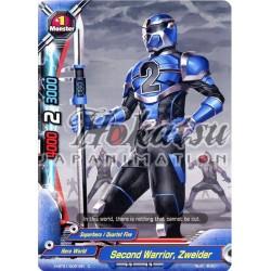 BFE H-BT01/0091EN Second Warrior, Zweider
