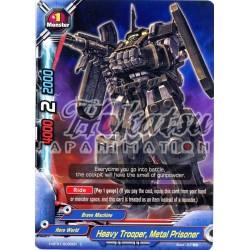 BFE H-BT01/0092EN Heavy Trooper, Metal Prisoner