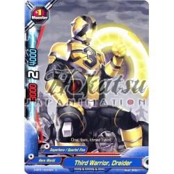BFE H-BT01/0093EN Third Warrior, Dreider