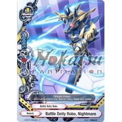 BFE H-BT01/0099EN Battle Deity Robo, Nightmare