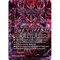 BFE H-BT01/0101EN Demonic Demise Dragon, Azi Dahaka