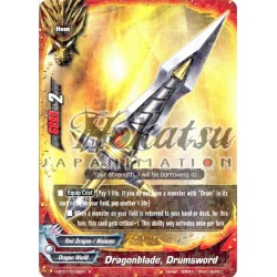 BFE H-BT01/0109EN Dragonblade, Drumsword
