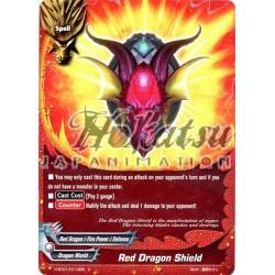 BFE H-BT01/0113EN Red Dragon Shield