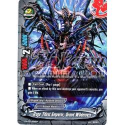 BFE Foil H-BT01/0049EN Rage Thirst Emperor, Grand Wilderness