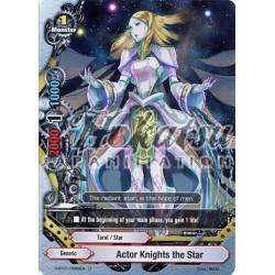 BFE Foil H-BT01/0068EN Actor Knights the Star