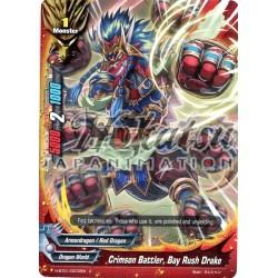 BFE Foil H-BT01/0072EN Crimson Battler, Bay Rush Drake