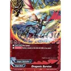 BFE Foil H-BT01/0075EN Dragonic Survive