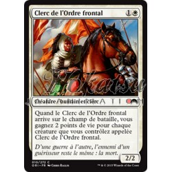 MTG 010/272 Cleric of the...
