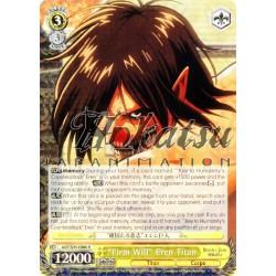 AOT/S35-E008 Firm Will Eren Titan