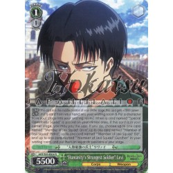 AOT/S35-E036 Humanity's Strongest Soldier Levi