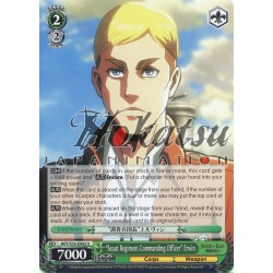 AOT/S35-E042 Scout Regiment Commanding Officer Erwin
