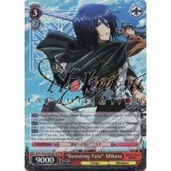 AOT/S35-E057SP Resisting Fate Mikasa