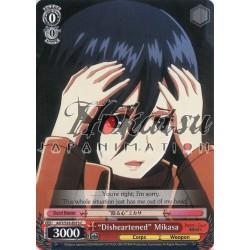 AOT/S35-E075 Disheartened Mikasa