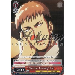 AOT/S35-E078 Sore Loser Personality Jean