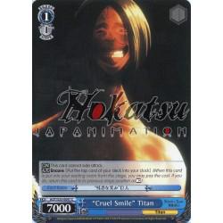 AOT/S35-E097 Cruel Smile Titan