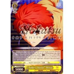 FS/S34-E002 RR Saber's Master Shirou