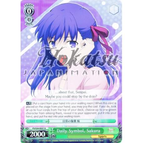 FS/S34-E037 Daily Symbol, Sakura
