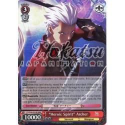 FS/S34-E053RRR Heroic Spirit Archer
