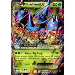 PKM 005/111 MegaHeracrossEX