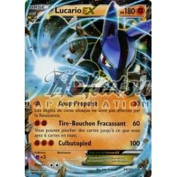 PKM 054/111 Lucario-EX