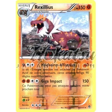 Purchase Pkm Reverse 062 111 Tyrantrum Xy Furious Fists Pokemon Hokatsu