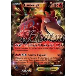 PKM 029/160 Camérupt-EX