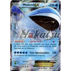 PKM 038/160 Wailord-EX