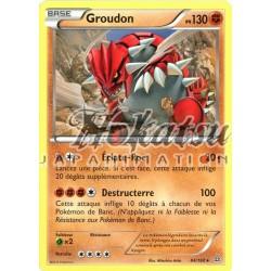 PKM 084/160 Groudon