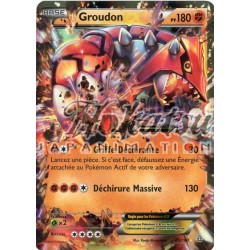 PKM 085/160 Groudon-EX