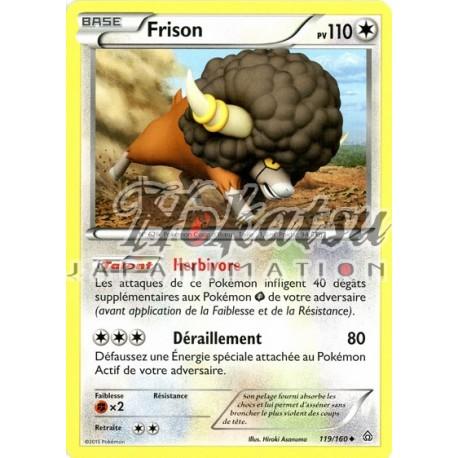 BOUFFALANT 119//160 POKEMON CARD XY PRIMAL CLASH